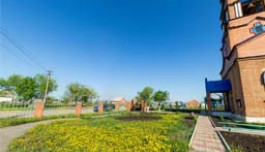 3D панорама Нефтегорского района