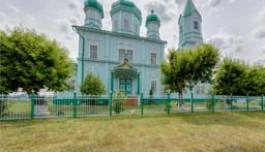 3D панорама Похвистневского района