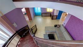 3D панорама Бараса Хаус Лестница