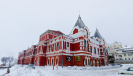 3D панорама театр Драмы