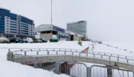 3D панорама Речной вокзал