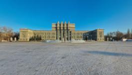 3D панорама Площадь Куйбышева